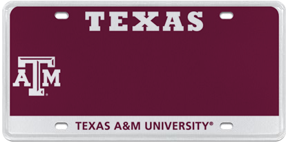 Texas A&M University - Maroon