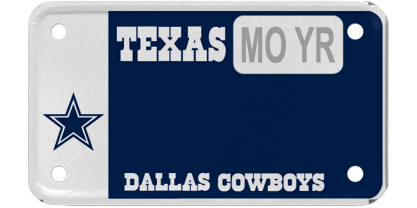 Dallas Cowboys-Blue